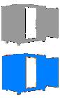 機(ji)櫃殼體