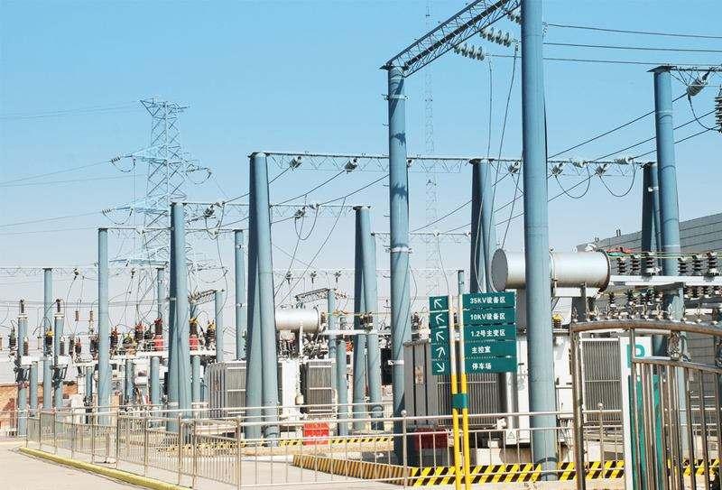 河南省实现省辖市500千伏变电站全覆盖