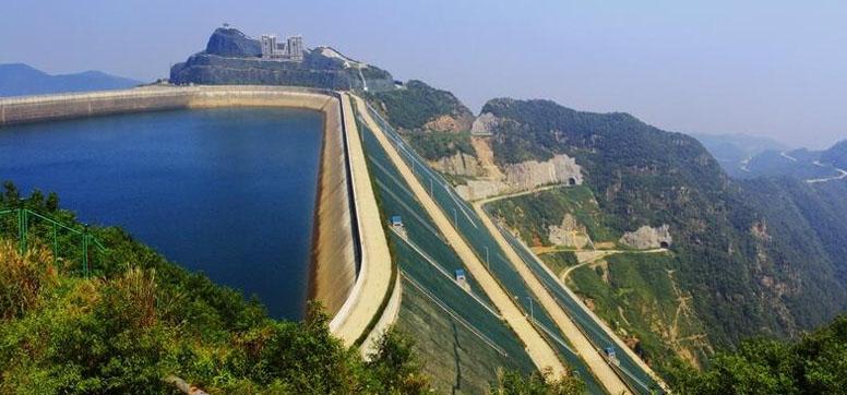 安徽水库电站