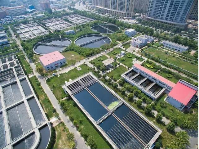 郑州市五龙口污水处理厂