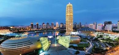 郑州绿地集团千玺广场