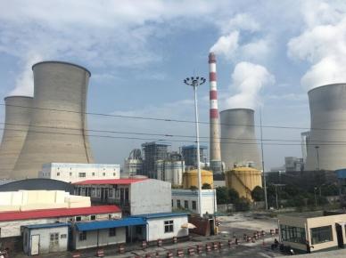 郑州新密裕中电厂