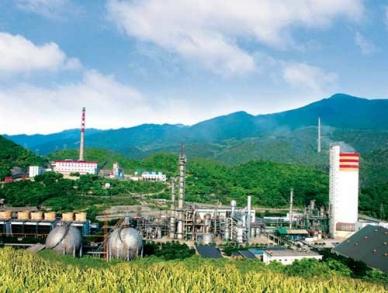 核工业建峰化工总厂