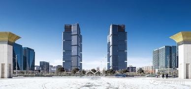 绿地集团-郑东双子塔项目